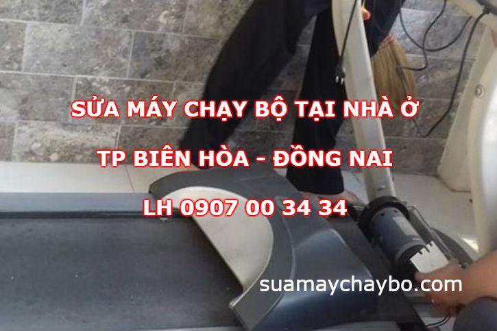Sửa máy chạy bộ tại TP Biên Hòa Đồng Nai
