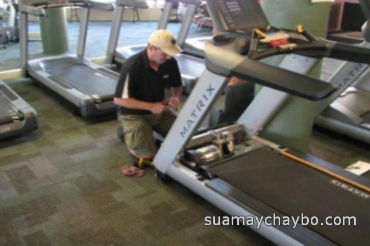 Repair treadmill at home prestige