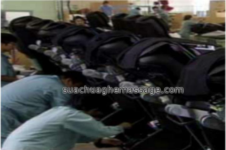 Sửa chữa ghế massage Osaki