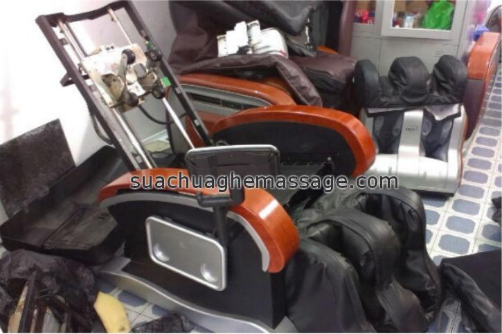 Sửa chữa ghế massage National