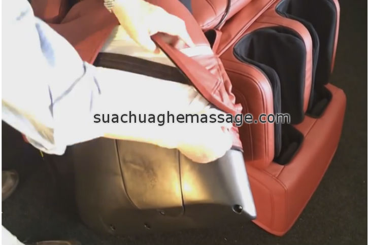 Sửa chữa ghế massage JMG