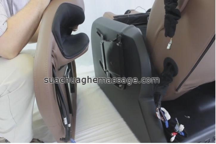 Sửa chữa ghế massage inada tại nhà