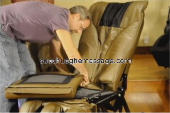 Sửa chữa ghế massage Okia tại nhà giá rẻ