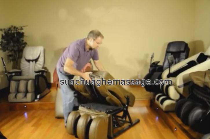 Sửa chữa ghế massage Maxcare tại nhà