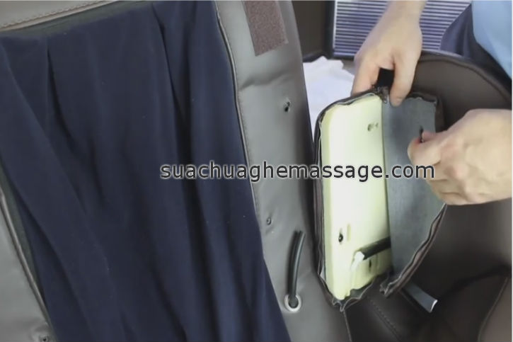 Sửa chữa ghế massage POONGSAN tại nhà