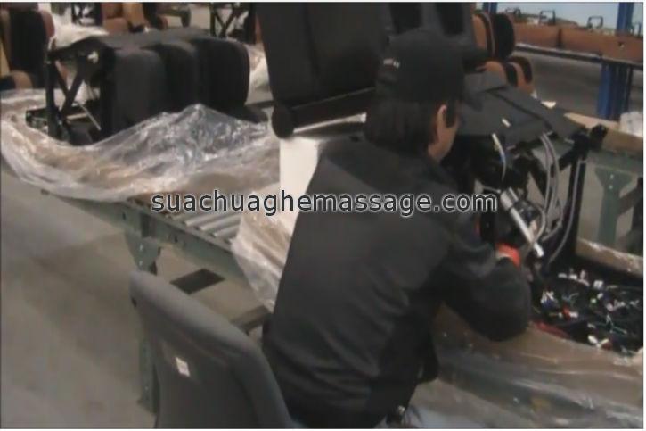 Sửa chữa ghế massage tại nhà ở Nam Định
