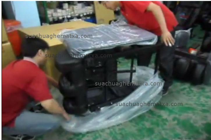 Sửa ghế massage tại quận Long Biên