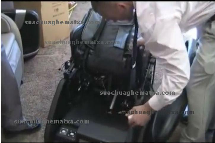 Sửa ghế massage tại quận Tây Hồ