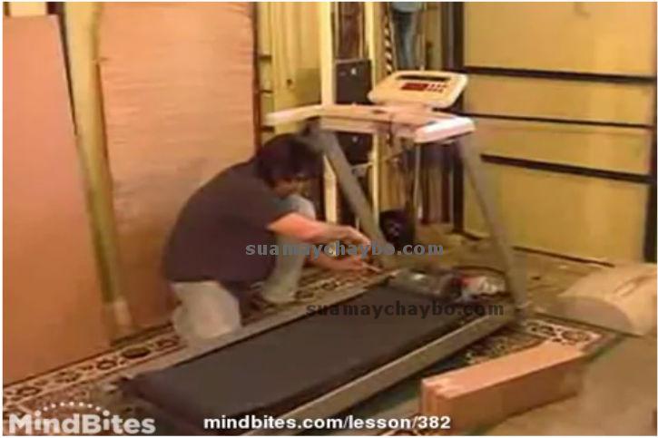 Sửa máy chạy bộ ở quận Tân Bình