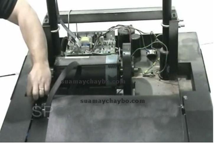 Sửa máy chạy bộ ở quận Tân Phú