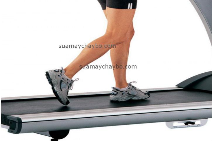 Khắc phục máy chạy bộ bị giật khi chạy bộ tại nhà
