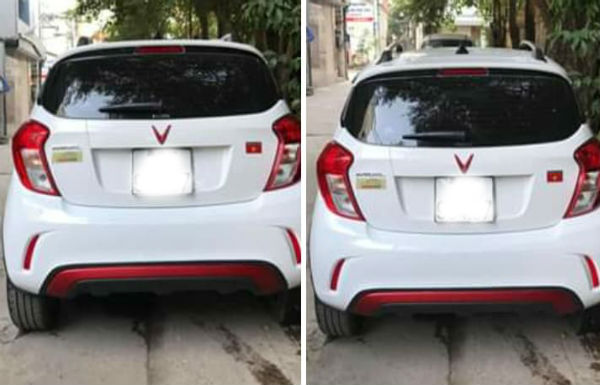 Những chiếc xe ô tô Fadil Vinfast được thay đổi khi có chủ