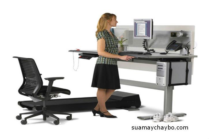 Máy chạy bộ cho dân công sở và văn phòng
