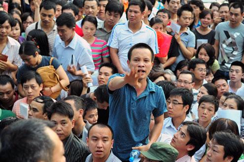 Tại sao người Việt tự cho mình cái quyền ưu tiên