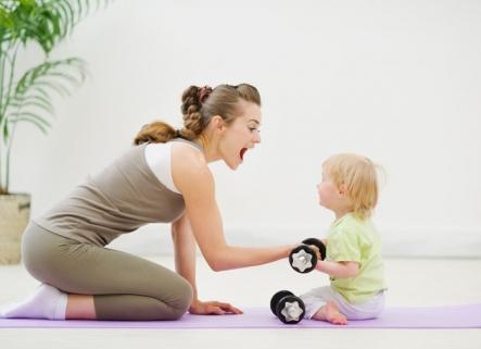 Bí quyết giảm cân sau sinh mà không mất sữa cho baby