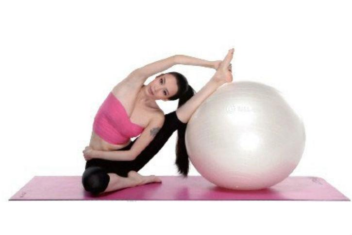 Những lợi ích vàng khi tập Yoga dome ball