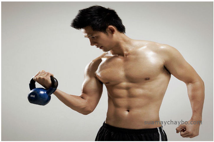 10 bài tập giúp bạn có đôi tay cơ bắp chắc khỏe