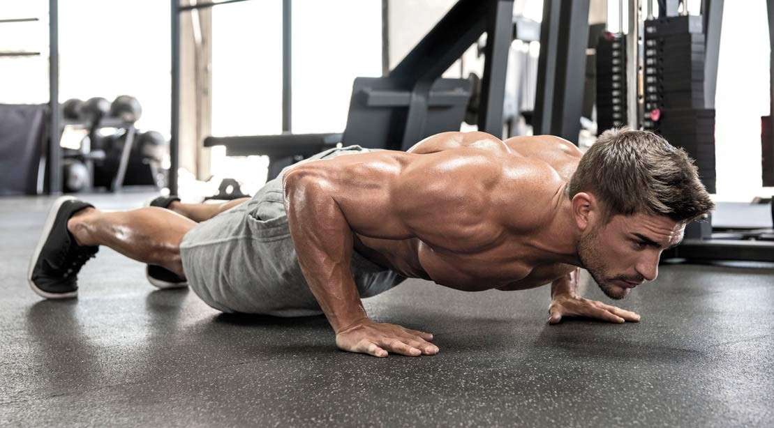 5 bài tập cơ Ngực nâng cao hiệu quả