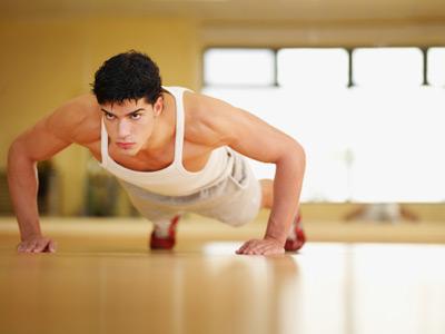 5 động tác đơn giản tập cơ bắp hiệu quả