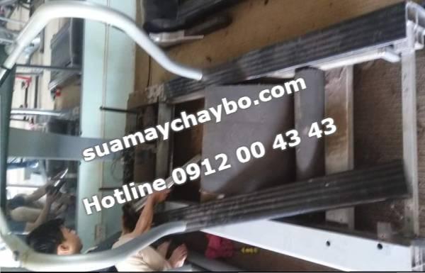 Bảo trì máy chạy bộ điện tại nhà