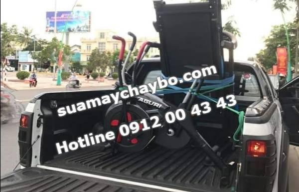 Tháo lắp vận chuyển máy chạy bộ điện theo nhu cầu