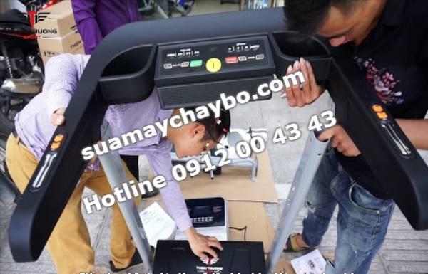 Địa chỉ sửa máy chạy bộ uy tín nhất Hà Nội và TP Hồ Chí Minh