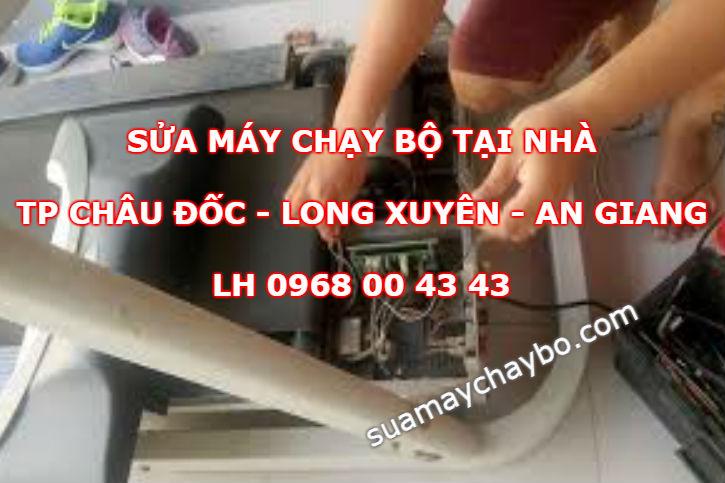 Sửa máy chạy bộ tại Châu Đốc Long Xuyên  An Giang