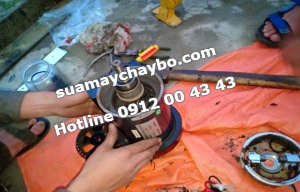 Sửa chữa máy chạy bộ tại nhà ở Thanh Trì