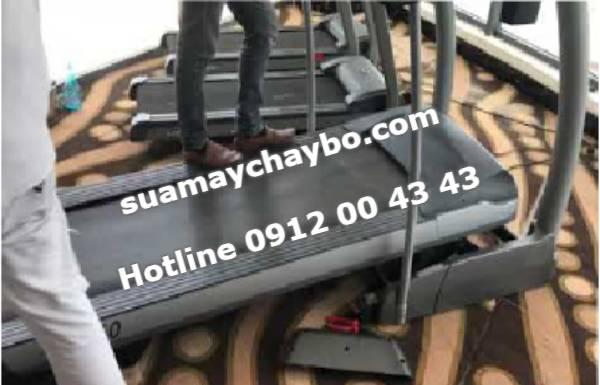 Cẩn thận với bài tư vấn cách sửa chữa máy chạy bộ điện