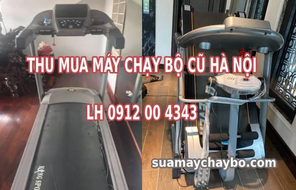Thu mua máy chạy bộ cũ Hà Nội