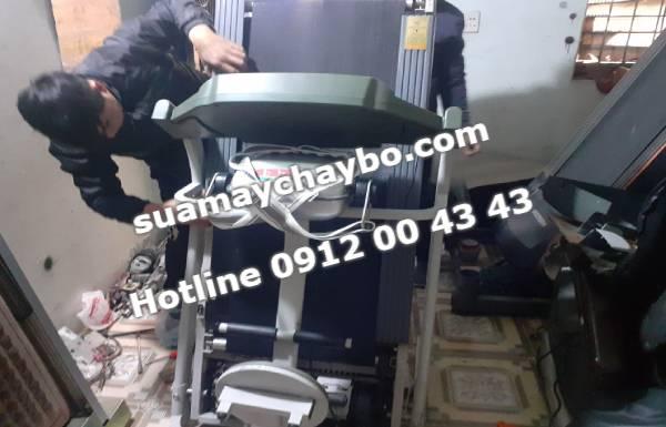 Sửa máy chạy bộ nhiều khách hàng bị thợ chặt chém vì sao