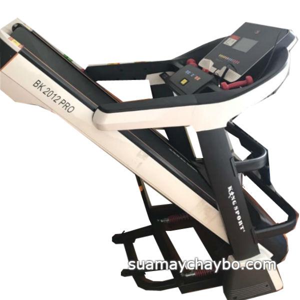 Máy chạy bộ cũ kingsport BK 2012 Pro Đa Năng