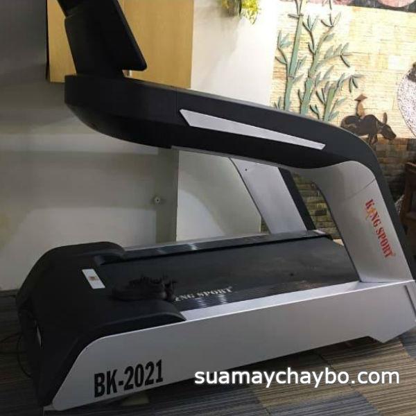 Máy chạy bộ điện BK 2021 thanh lý